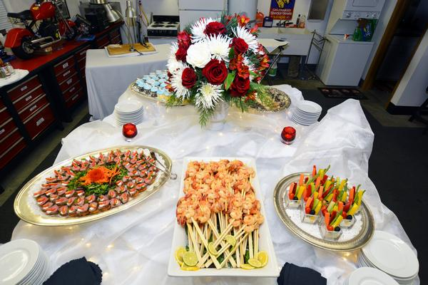 Holiday-Caterers-Bellevue-WA