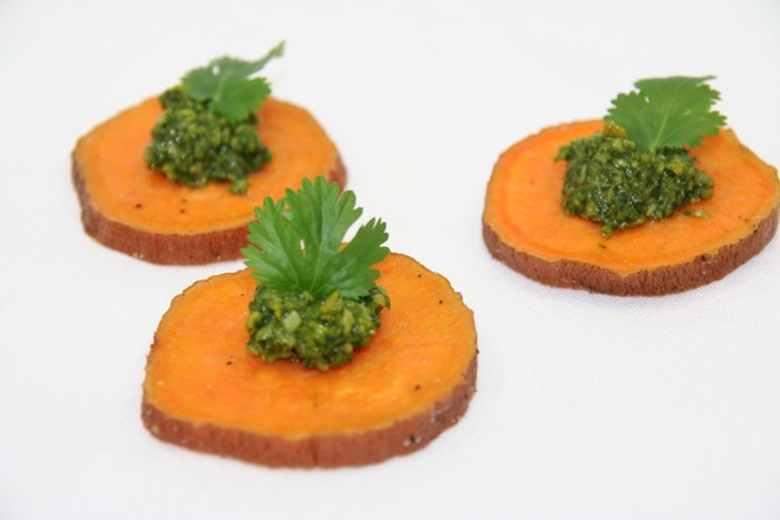 Sweet Potato Pesto 011
