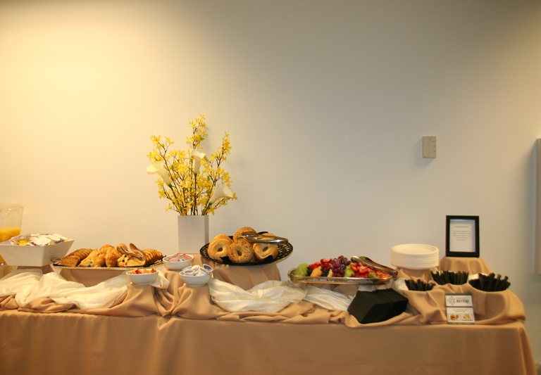 Continental Breakfast Buffet 3