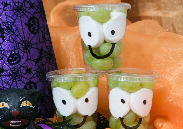 Ghostly Grapes