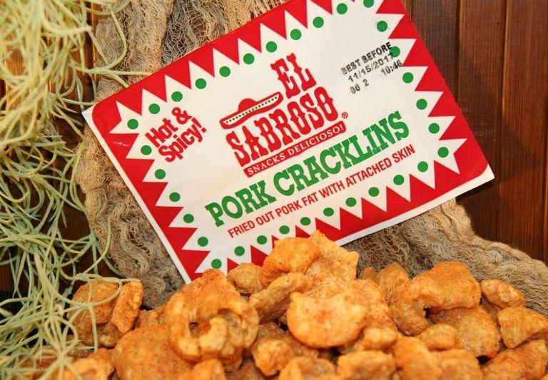 Challenge Pork Cracklins