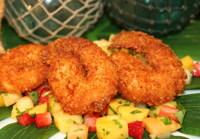 Micronesia Coconut Shrimp