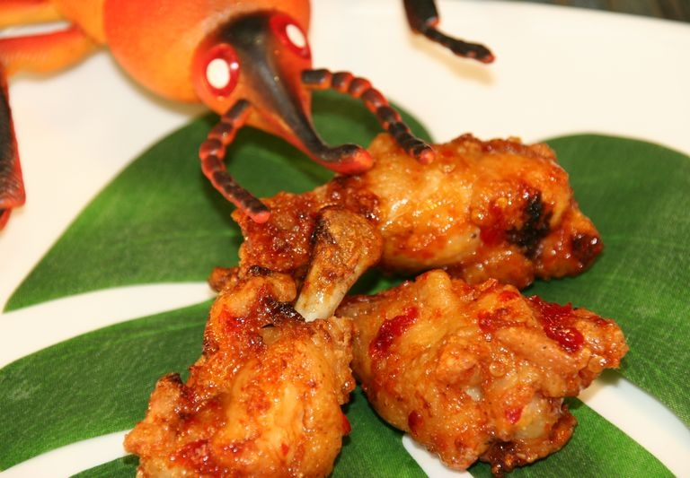 The Amazon Chicken Wings