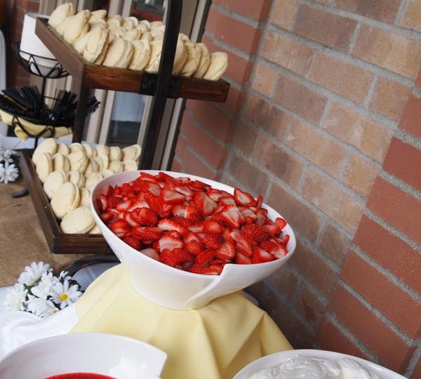Strawberry-Shortcake-Station